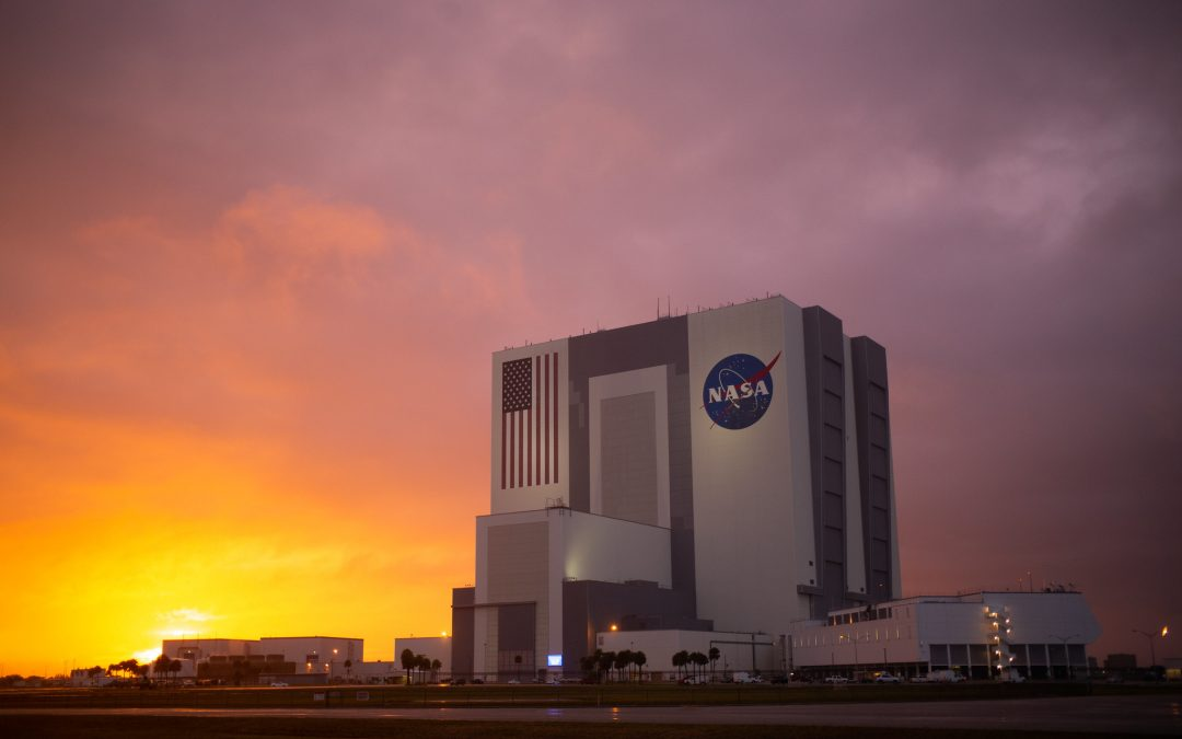 NASA's Kennedy Space Center in Florida.